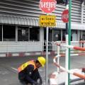 งานติดตั้งป้ายที่บริษัท โตโยต้ามอเตอร์ ประเทศไทย จำกัด(สำโรง)