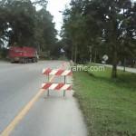งานจ้างเหมาทำการติดตั้ง guard rail