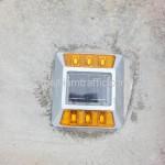 หมุด SOLAR CELL ติดตั้งที่อ่างศิลา