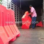 water barrier จำนวน 200 ใบ