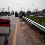 highway guardrailทางหลวงหมายเลข 344 ตอน หนองรี - หนองปรือ