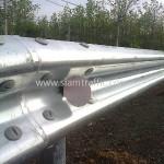 w beam guard rail ศูนย์สร้างทางหล่มสัก กรมทางหลวง