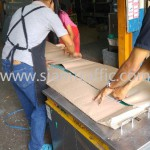 ป้ายบอกทาง ราคา สะพานมิตรภาพน้ำเหืองไทย-ลาว ท่าลี่ เชียงคาน