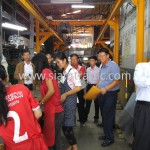 Inspect factory Thailand