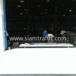 steel rail guard ส่งไปสาธารณรัฐประชาธิปไตยประชาชนลาว
