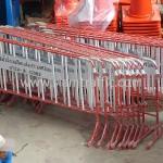 เหล็กกั้นถนน การไฟฟ้าฝ่ายผลิตแห่งประเทศไทย หรปม-ฟ. C001----C100