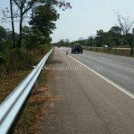 w beam guardrail แขวงทางหลวงตราด