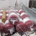 การ์ดเรล รั้วตาข่ายพลาสติก บริษัท ปูนซิเมนต์ไทย จำกัด