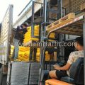สีทาเส้นถนน สีเหลือง ส่งไปประเทศกัมพูชา