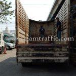 reflective thermoplastic paint ส่งออกไปประเทศกัมพูชา