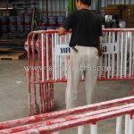 safety barriers เทศบาลตำบลตันหยงมัส