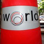 กรวยยางสะท้อนแสง CENTRAL WORLD