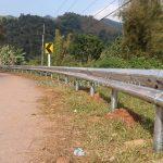 guardrail แขวงการทางน่านที่ 2