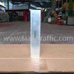Blockout lip channel steel สำหรับติดตั้งการ์ดเรล DWG NO. RS-606