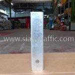 Blockout lip channel steel สำหรับติดตั้งการ์ดเรล DWG NO. RS-603