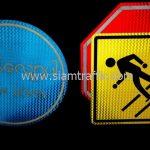 Warning signs and Regulatory signs export to Yangon Myanmar
