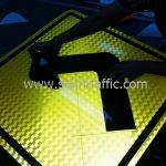 Sharp left turn sign export to Yangon Myanmar