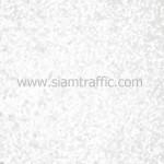 สีเทอร์โมพลาสติกสีขาวมีลูกแก้วสะท้อนแสงอยู่บนเส้นถนน