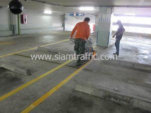 อาคารจอดรถธนาคารกสิกรไทยสำนักงานใหญ่