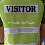 เสื้อจราจรสะท้อนแสง Thai Eastern Group