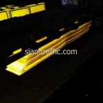สติ๊กเกอร์สะท้อนแสงสีเหลืองเกรดเอ็นจิเนียร์