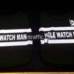 เสื้อสะท้องแสง Hole Watch Man
