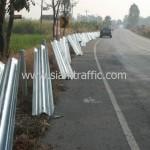 เตรียมติดตั้ง guardrail บนทางหลวงหมายเลข 2190