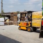 วัสดุเทอร์โมพลาสติกส่งออกไปประเทศกัมพูชา