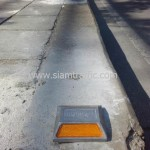 หมุดติดถนนสะท้อนแสง บริษัท ไอ.ซี.ซี.อินเตอร์เนชั่นแนล จำกัด(มหาชน)
