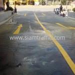 ตีเส้นจอดรถ กรุงเทพประกันภัย