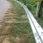 metal guard rail แขวงทางหลวงสุโขทัย กรมทางหลวง