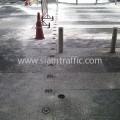 ลูกแก้วติดถนนสะท้อนแสง ดิโอลด์สยามพลาซ่า