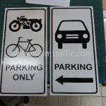 ป้ายที่จอดรถจักรยาน ร้านทเวนตี้ทูโอทรี