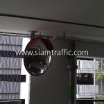กระจกโค้งโพลีคาร์บอเนต ตลาดหลักทรัพทย์แห่งประเทศไทย ถนนรัชดาภิเษก