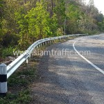 highway guard rail แขวงการทางพะเยา สำนักทางหลวงที่ 2 (แพร่)