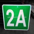 รับทำป้าย ป้ายตัวอักษร 2A