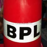 กรวยยางติดสติ๊กเกอร์ BPL