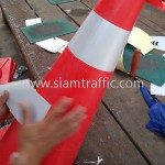 safety reflective cone