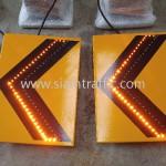 ป้ายไฟเชฟรอน LED solar cell