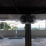 กระจกดัดโค้ง คอนโดฟิวส์ จันทน์-สาทร