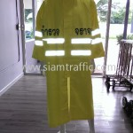 เสื้อกันฝนไทย TOYOTA BUZZ