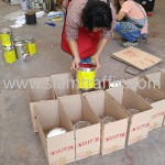 Epoxy for Road Studs Cambodia Northwest Provincial Road Improvement Project