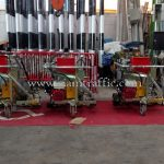 thermoplastic road marking machines export to myanmar