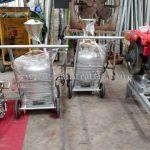 เครื่องพ่นน้ำยาไพรเมอร์ จำนวน 2 เครื่อง ส่งออกไปประเทศพม่า primer ဆေးရေမှုန့်စက် စုစုပေါင်း 2 လုံး ထိုင်းနိုင်ငံထုတ်ပစ္စည်း