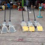 ปากไถสีตีเส้นจราจรส่งออกไปประเทศพม่า ဆေးရောင်ကျတဲ့ထွန်သွား ထိုင်းနိုင်ငံထုတ်ပစ္စည်း