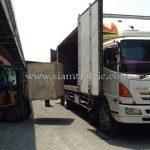 เครื่องตีเส้นถนนแบบอัตโนมัติส่งออกไปประเทศพม่า အလိုလျောက်လမ်းမျဥ်းဆွဲစက် ထိုင်းနိုင်ငံထုတ်ပစ္စည်း