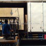 เครื่องต้มสีตีเส้นจราจรส่งออกไปประเทศพม่า လမ်းမျဥ်းဆွဲဆေးရောင်ပျုတ်စက် ထိုင်းနိုင်ငံထုတ်ပစ္စည်း