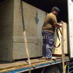 เครื่องต้มคู่ ไดเร็กฮีท แบบใช้เฟืองส่งออกไปประเทศพม่า အလိုလျှေက်ဆေးရောင်ပျုတ်တဲ့စက် ထိုင်းနိုင်ငံထုတ်ပစ္စည်း