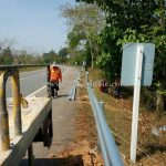 guardrails แขวงทางหลวงตราด