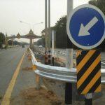 guardrail กรมทางหลวง แขวงทางหลวงอุตรดิตถ์ที่ 1